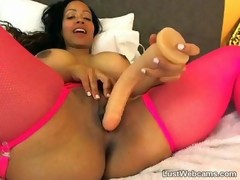 Solo Girl;Masturbation;Big..